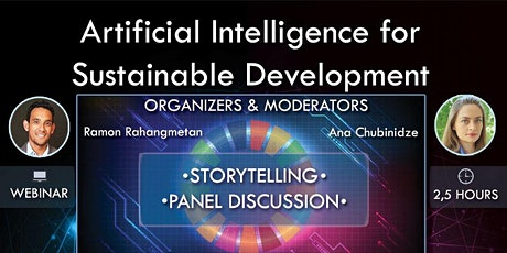 AI for Sustainable Development Goals 3 tickets