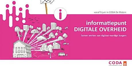 Spreekuur Informatiepunt Digitale Overheid tickets