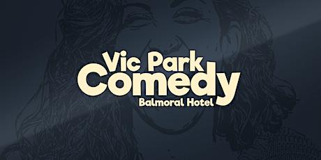Vic Park Comedy Club tickets