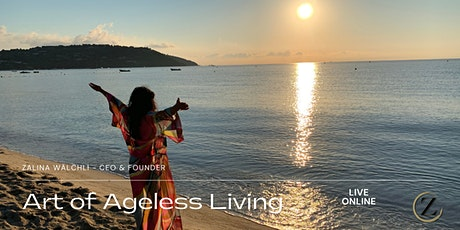 The Art of Timeless Living: Age Beautiful with Confidence Masterclass tickets