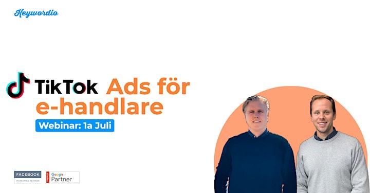 TikTok Ads för E-Handlare image