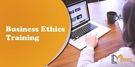 Business Ethics 1 Day Virtual Live Training in Belo Horizonte ingressos