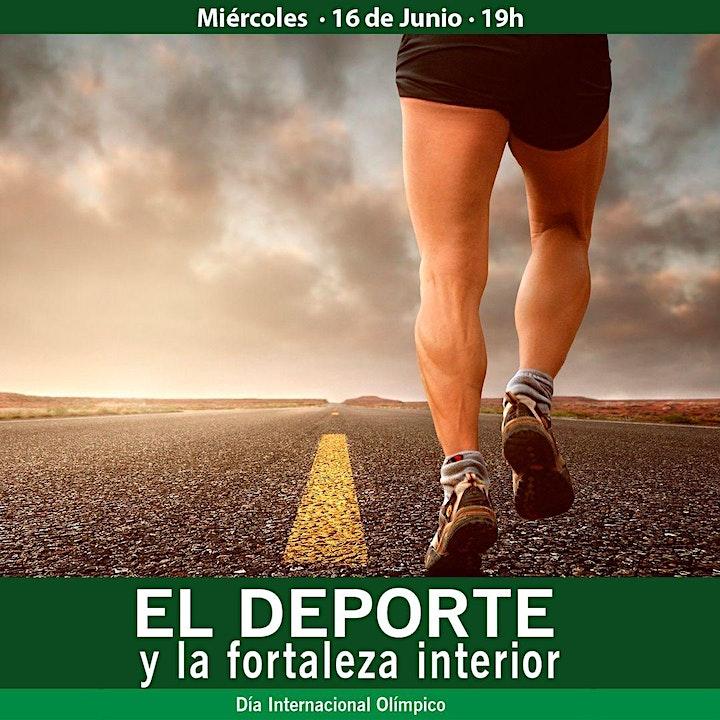 Imagen de Espacio de diálogo: «El deporte y la fortaleza interior»