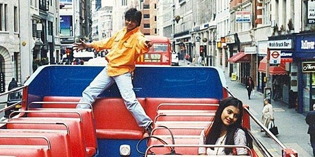 Bollywood London: Representations of London in Indian cinema tickets