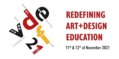 Virtual Design Education Forum 2021 tickets