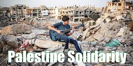 "Palestine Solidarity | ""Gaza by her"" e ""Roof Knocking"" + Trailer ""Sarura"" biglietti"