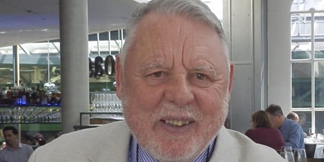 In Conversation with Terry Waite CBE tickets
