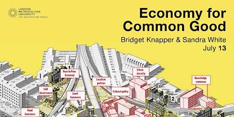 Economy for Common Good tickets