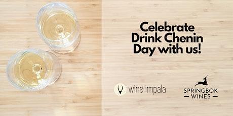Drink Chenin Day with Springbok Wines & Wine Impala tickets