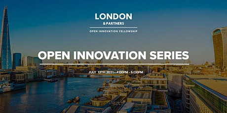 Open Innovation Series -  Accelerating innovation with Low Code No Code tickets