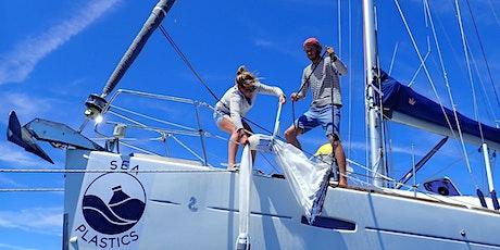 Rencontre avec les équipages de Sea Plastics et Wings of the ocean billets