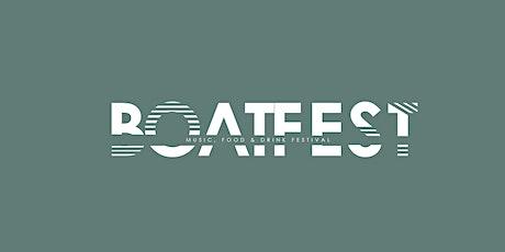 Boatfest: Music, Food & Drink Festival tickets