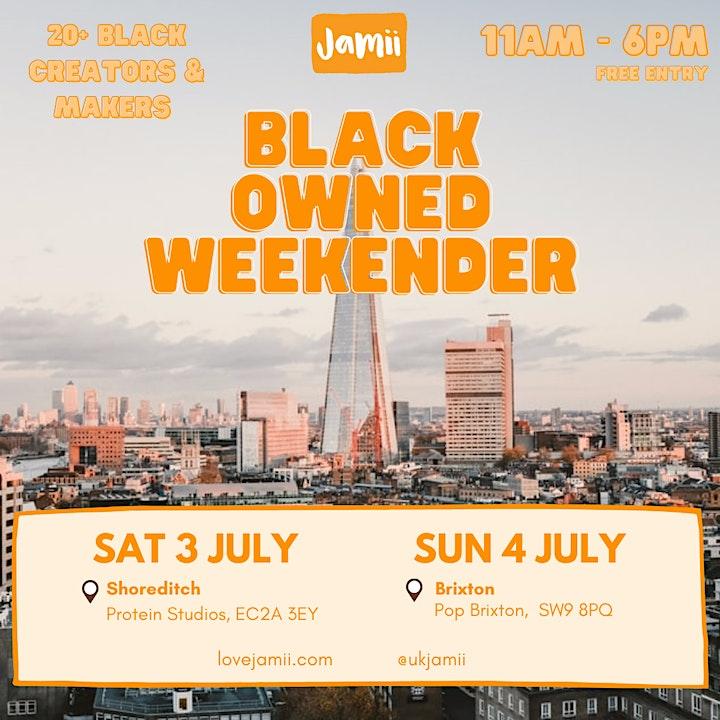 Black-Owned Weekender: Day 2 image