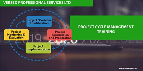 Training on Project Cycle Management tickets