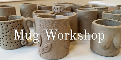 Make a Mug |  Pottery Workshop for Beginners tickets