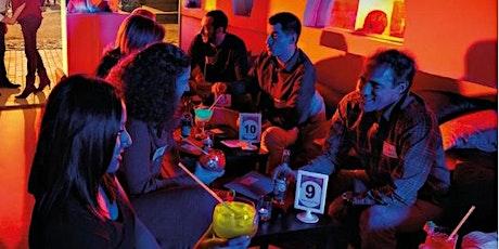 Speed Dating para singles de 25-35  en Madrid entradas