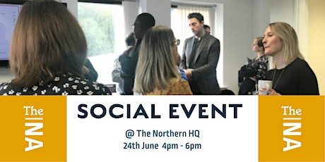 The Northern Affinity Social Event @ The Northern HQ tickets