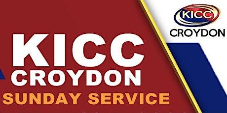 KICC CROYDON SUNDAY SERVICE - 13 JUNE 2021 tickets