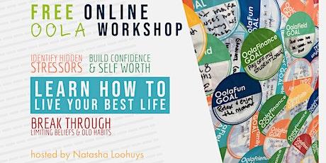 FREE  Oola Coaching  Workshop tickets