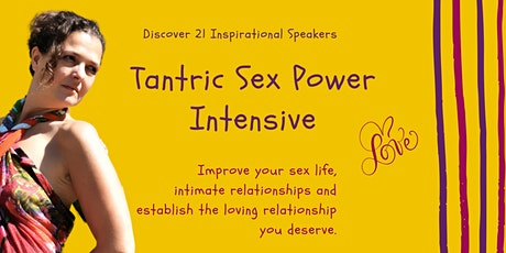 Tantric Sex Power Intensive tickets