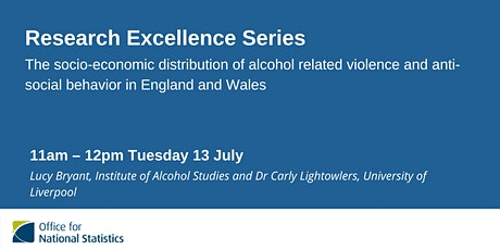 ONS Research Excellence Series tickets