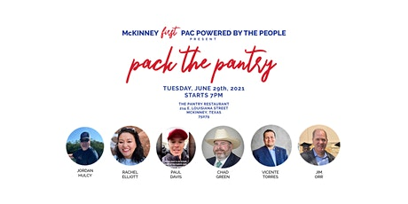 Pack the Pantry tickets