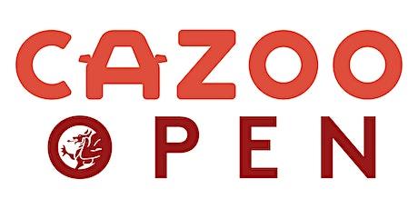 CAZOO OPEN 2021 tickets