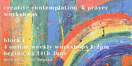 Creative Contemplation & Prayer with Discovery Church tickets