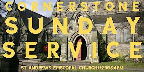 Cornerstone Sunday Service tickets