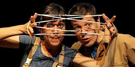 """Espectacle familiar — """"Simplicitats"""" amb Xucrut Teatre entradas"""