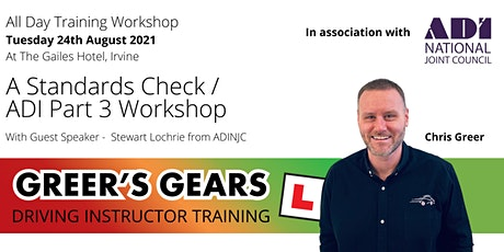 A Standards Check / ADI Part 3 Workshop tickets