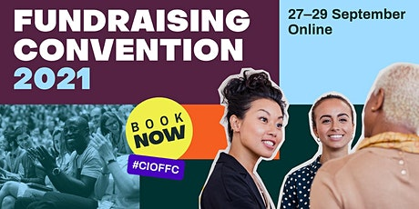 Fundraising Convention Online 2021 tickets