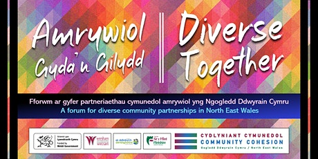 Diverse Together: a forum for diverse community partnerships in N.E. Wales tickets