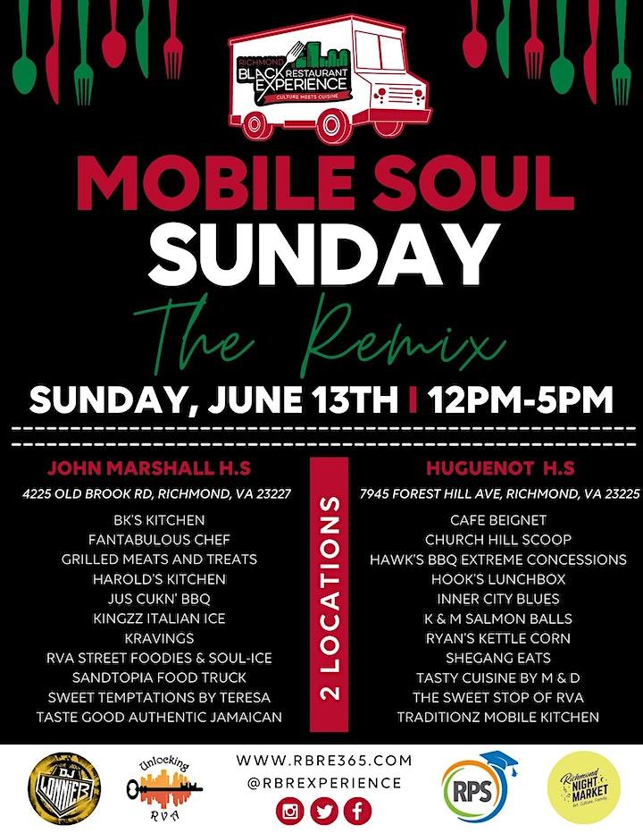 Mobile Soul Sunday Remix #RBRE365 image