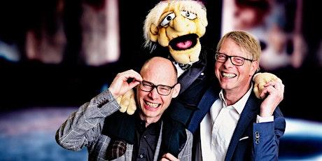 Nüsse, Typen & Moneten • Thomas Otto und Jörg Jará Tickets