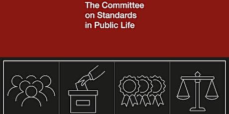CSPL: Regulating Election Finance Report Launch tickets