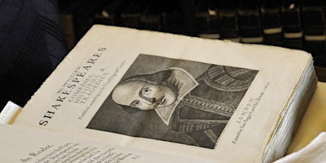 All the world's a stage: Bringing Shakespeare's First Folio to life tickets