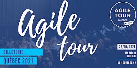 Agile Tour 2021 billets
