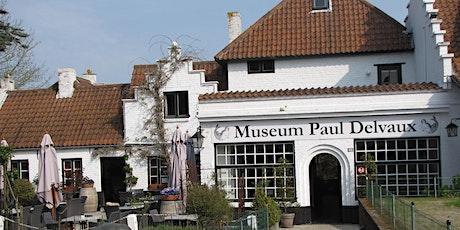 Sint-Idesbald door de ogen van Paul Delvaux & George Grard tickets