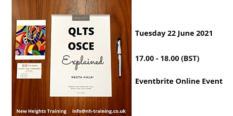 QLTS OSCE Explained tickets