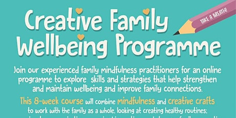 Creative Family Wellbeing tickets