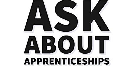 Engineering & Advanced Manufacturing Apprenticeship Workshop tickets