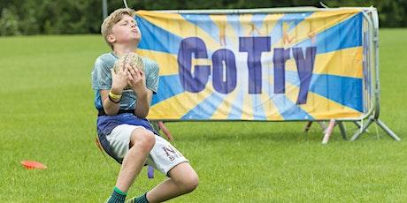 GoFest Multi-Sport Camp  August 17th - 19th at Cranleigh CC tickets