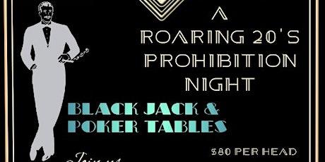 Prohibition Night tickets