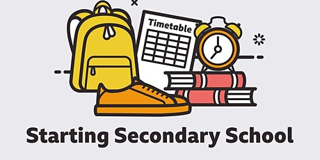 Finding your Feet ...... Moving to secondary school   for parents  SEND tickets