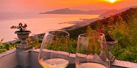 Villa Riviera: Sunset Experience con Cena biglietti