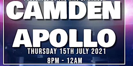 Camden Apollo tickets