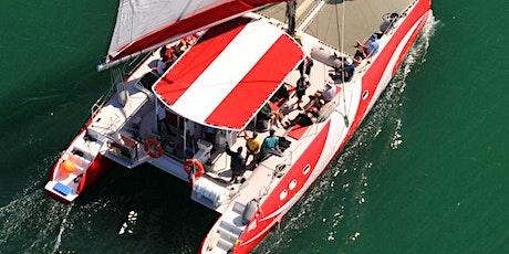 Catamaran Spécial Mariage Anna & James billets