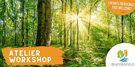 La survie en forêt (en anglais) / How to survive in the wild (in English) billets
