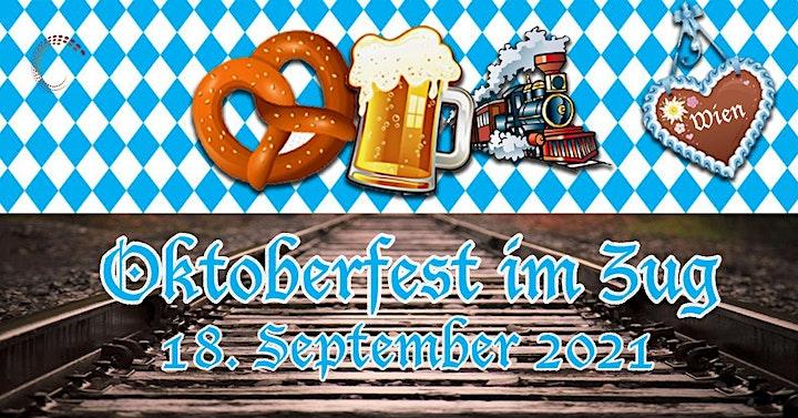 Oktoberfest 2021 im Zug: Bild